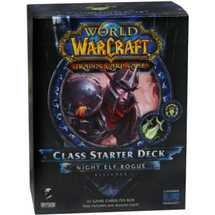 Class Starter Deck Spring 2013 (A) Night Elf Rogue