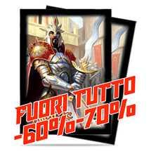 Deck Protector MTG Labirinto del Drago Verticale Boros (80) V9 FUORI TUTTO