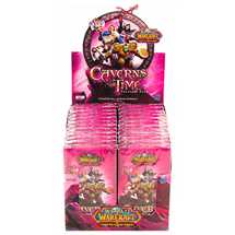 WOW Caverns of Time Treasure Pack (24 pz) ENG