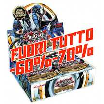 Box YGO Hidden Arsenal 7 (24 buste) in Inglese FUORI TUTTO
