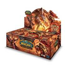 WOW Reign of Fire Booster Box ITA
