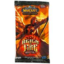 WOW Reign of Fire Booster Pack ITA