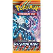 Busta Pokemon Black & White Plasma Blast ING