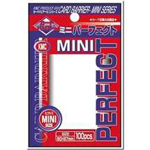 KMC 1478 Mini Deck Protector Perfect Size Clear (dim. Yu-Gi-Oh!)
