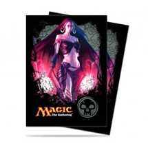 Magic the Gathering Mana 4 Sleeves Liliana 80s FUORI TUTTO