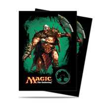Magic the Gathering Mana 4 Sleeves Garruk 80s FUORI TUTTO