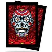UPR84136 Deck Protector Dia de los Muertos Blue Skull