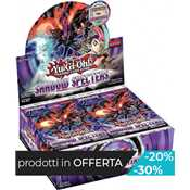 Box YGO Shadow Specters in Inglese FUORI TUTTO