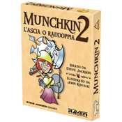 Munchkin 2 - L'Ascia o Raddoppia