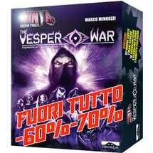 Ninja Shadow Forged - The Vesper War (2° Espansione) FUORI TUTTO