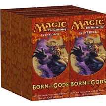Box 6x Mazzi da Evento Figli degli Dei ING (Pioneer)
