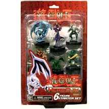 Yu-Gi-Oh! Heroclix - Starter Set (6 Miniature)