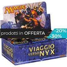 Box MTG Viaggio Verso Nyx (36 buste) FUORI TUTTO
