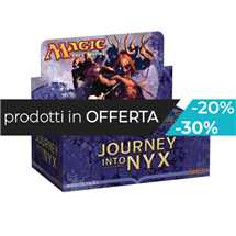 Box MTG Viaggio Verso Nyx ING (36 buste) FUORI TUTTO