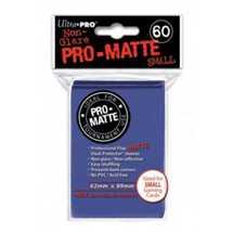 E-84264 Mini Deck Protector Pro-Matte Blue (dim. Yu-Gi-Oh!) (60)