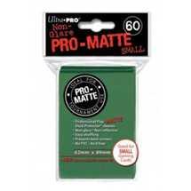 UPR84265 Mini Deck Protector Pro-Matte Verde Classic (dim. Yu-Gi-Oh!) (60)