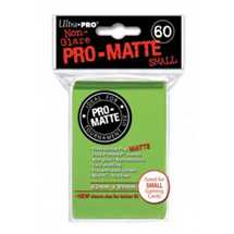 E-84272 Mini Deck Protector Pro-Matte Lime Green (dim. Yu-Gi-Oh!) (60)