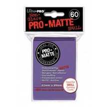 E-84269 Mini Deck Protector Pro-Matte Viola (dim. Yu-Gi-Oh!) (60)
