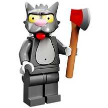 LEGO Minifigures The Simpsons Serie 13 - Scratchy