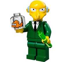 LEGO Minifigures The Simpsons Serie 13 - Mr. Burns
