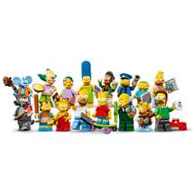 LEGO Minifigures The Simpsons Serie 13 - Complete Collection (16 pcs)