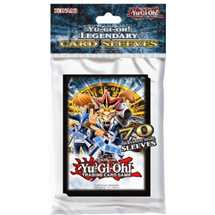 Mini Deck Protector Yu-Gi-Oh! Legendary (70 bustine)