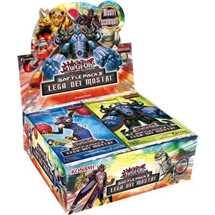 Box YGO Battle Pack 3 - Lega dei Mostri (36 buste) FUORI TUTTO