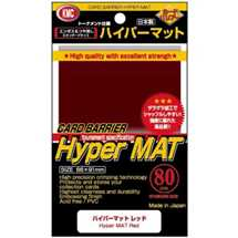 KMC 1546 Deck Protector Hyper Mat Red