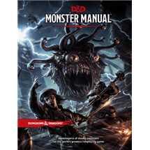 Dungeons & Dragons RPG - Monster Manual - EN