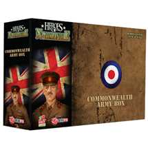 Heroes of Normandie - Commonwealth Army Box