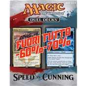 Duel Decks - Speed vs Cunning ING FUORI TUTTO