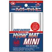 KMC1577 Mini Deck Protector Hyper Mat Clear (dim. Yu-Gi-Oh!) (60)