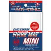 KMC1621 Mini Deck Protector Hyper Mat White (dim. Yu-Gi-Oh!) (60)