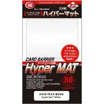 KMC1560 Deck Protector Hyper Mat White (80)