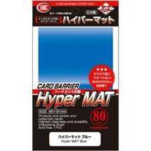 KMC1539 Deck Protector Hyper Mat Blue(80)