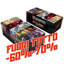 FOW Force of Will Official Storage Box FUORI TUTTO