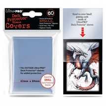 E-84355 Mini Deck Protector Sleeve Covers (dim. Yu-Gi-Oh!) (60)