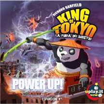 King of Tokyo - Power Up! FUORI TUTTO