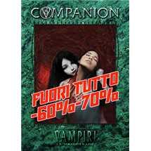 Vampiri La Masquerade V20 Companion FUORI TUTTO