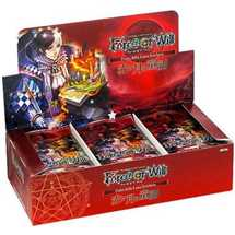 Box FOW Force of Will G1 Crimson Moon Fairy Tale (36 buste) ITA