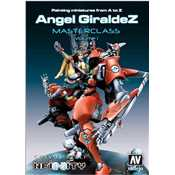 AZ0001 Infinity Painting miniatures from A to Z, Ángel Giráldez Masterclass Volume 1