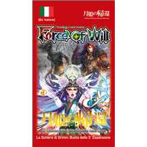 Busta FOW Force of Will The Moon Priestess Returns ITA