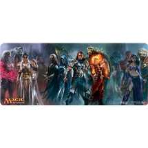 E-86230 Play Mat Magic Planeswalker Pantheon Artwork - 6 ft. Play Mat