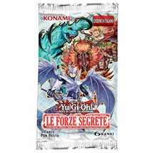 Busta YGO Le Forze Segrete 1a edizione