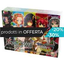 FOW Force of Will Vingolf Deckbuilder Toolkit ITA FUORI TUTTO