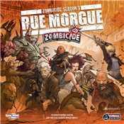Zombicide 3 - Rue Morgue in Italiano