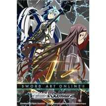 Mazzo Trial WS Weiss Schwarz - Sword Art Online II ING