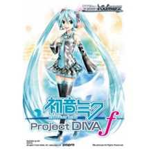 Mazzo Trial WS Weiss Schwarz - Hatsune Miku - Project Diva -f ING