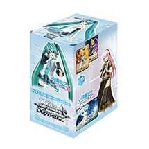 Box WS Weiss Schwarz - Hatsune Miku - Project DIVA-2nd (20 buste) ING FUORI TUTTO