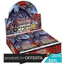Box YGO Draghi della Leggenda  2- Dragons of Legend in Inglese FUORI TUTTO